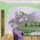 Экскиз детской комнаты, зона отдыха